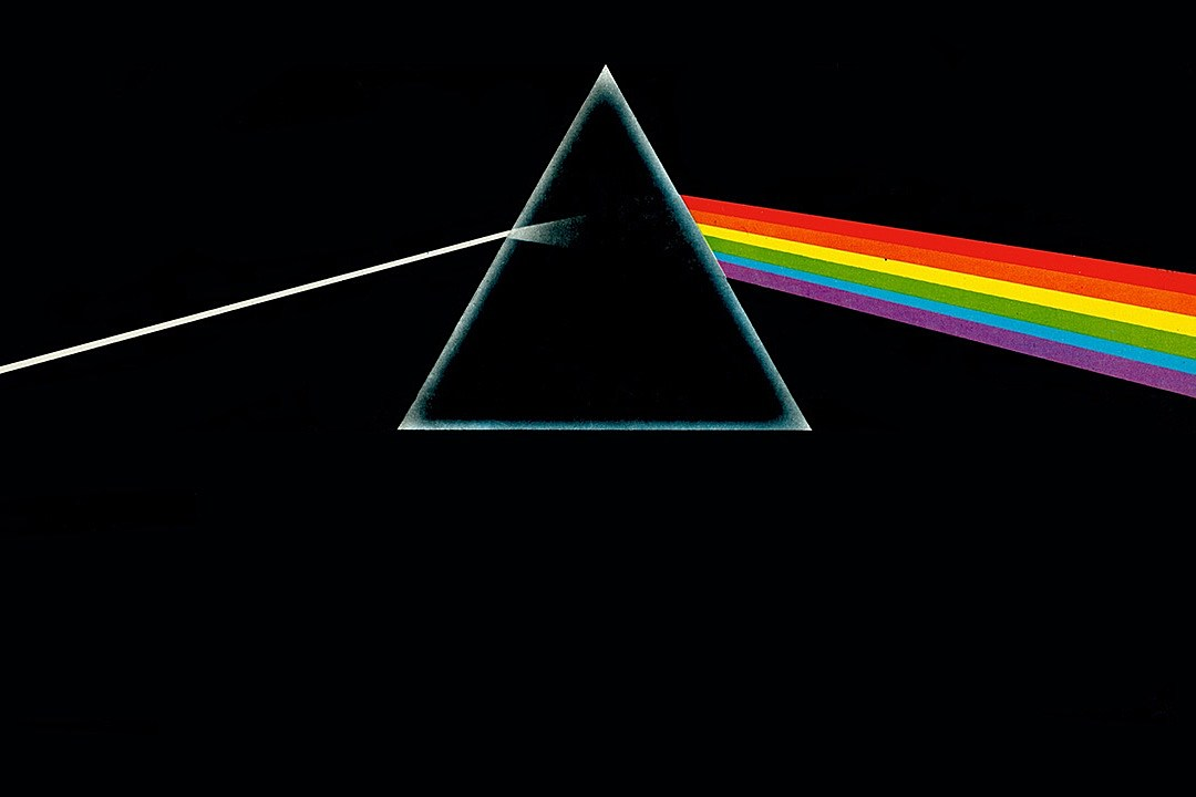 Pink Floyd 'Dark Side of the Moon' Platinum Plaque Up for Auction