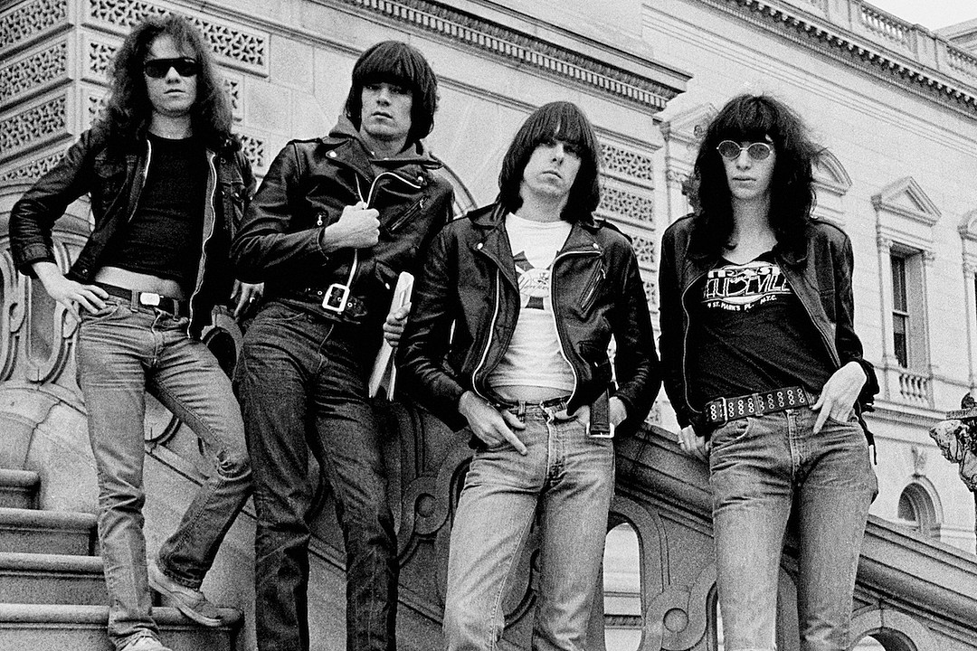 Listen to the Ramones' Unreleased Demo of 'Swallow My Pride': Exclusive Premiere