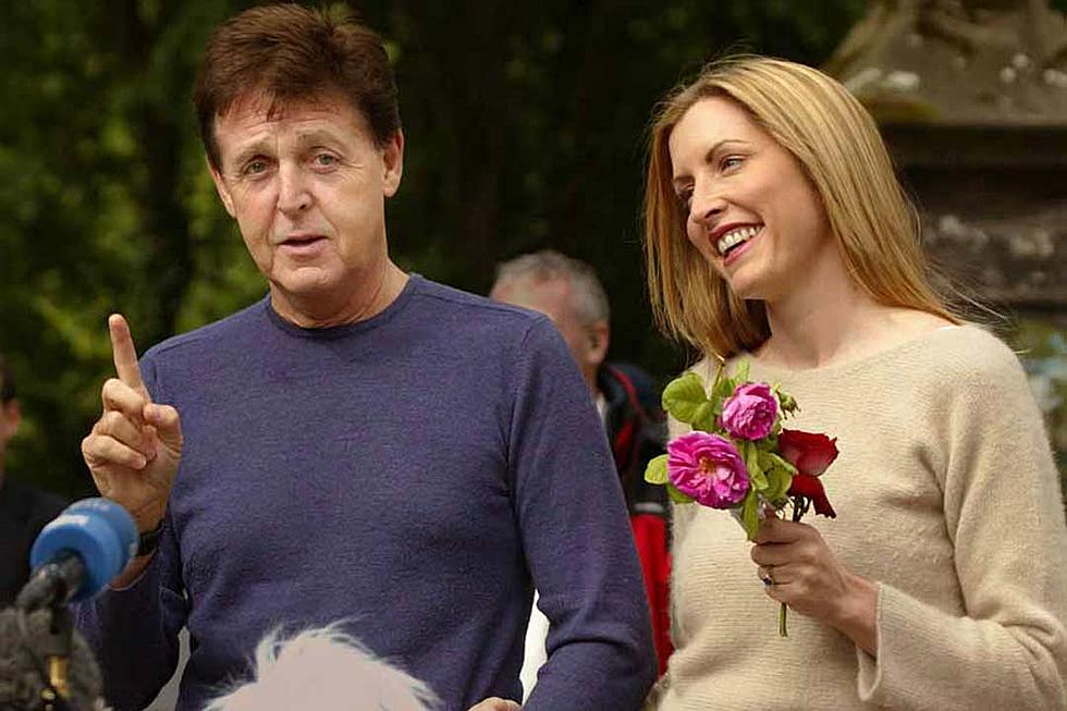 15 Years Ago Paul McCartney Marries Heather Mills