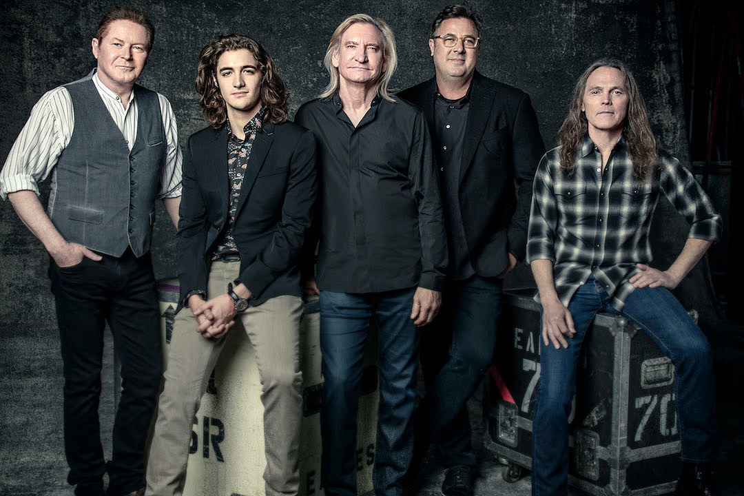 The Eagles Vince Gill Deacon Frey