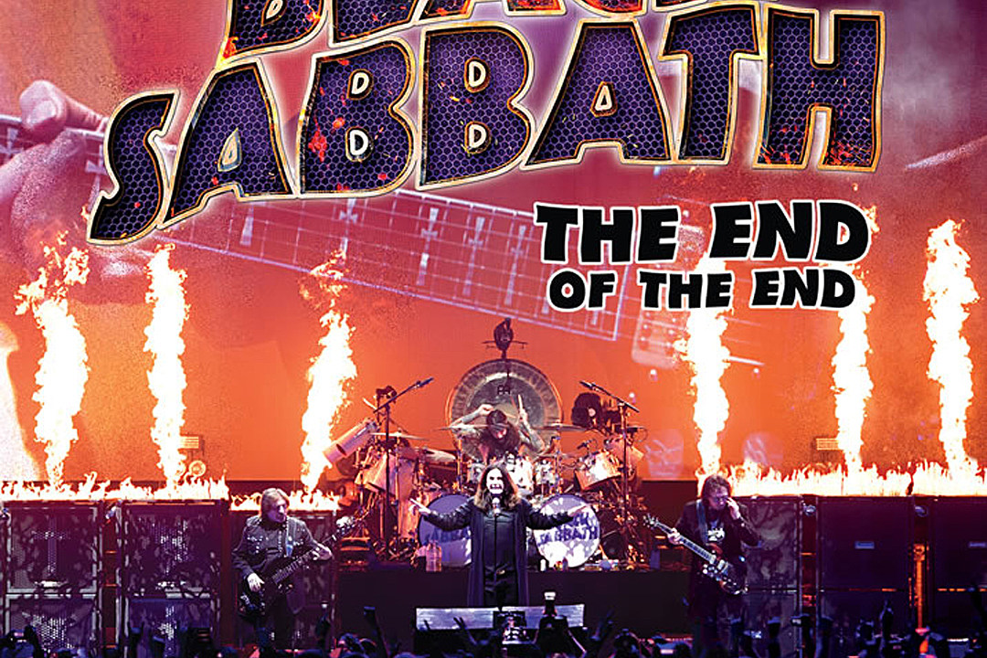 BLACK SABBATH To Release Documentary About Its Final Tour