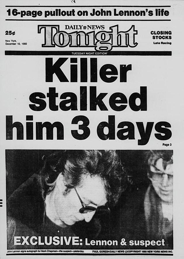 John Lennon Mord
