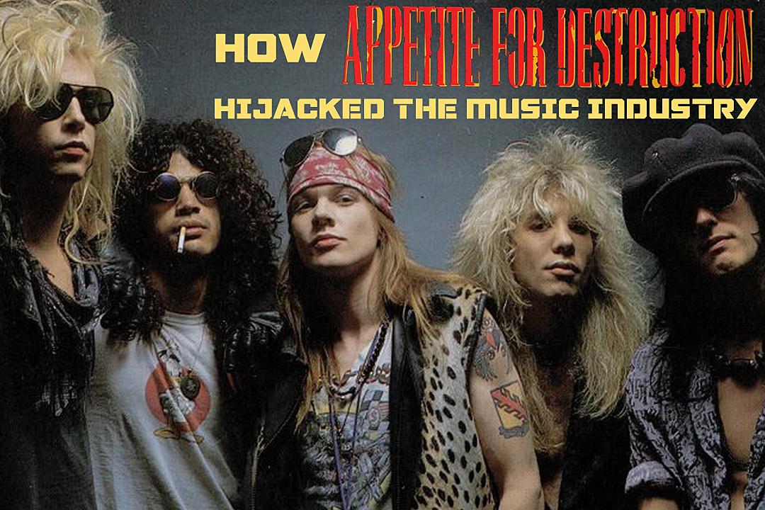 How guns n roses appetite for destruction hijacked the music how guns n roses appetite for destruction hijacked the music industry malvernweather Gallery