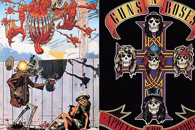 Guns N Roses Appetite For Destruction Rar - NYC