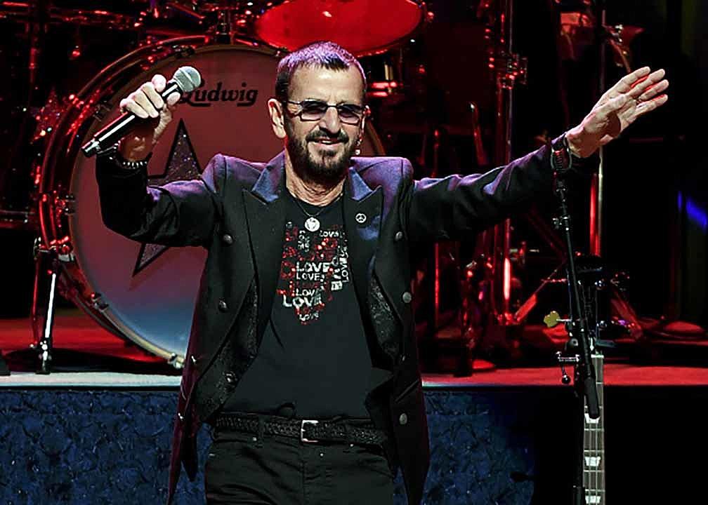Ringo Starr Announces 2018 Tour Dates