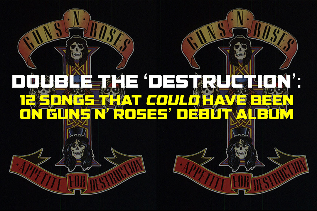 Lyric mr brownstone lyrics : Double the 'Destruction': 13 Songs That Could Have Been on Guns N ...