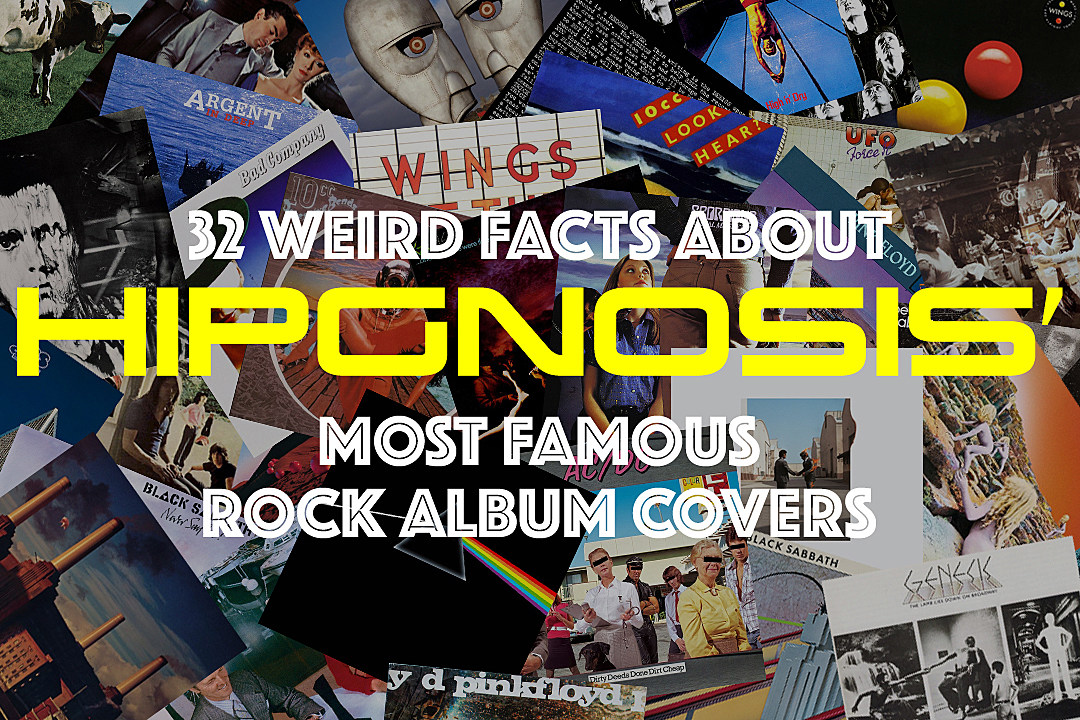 32 Weird Facts About Hipgnosis' Most Famous Rock Album Covers