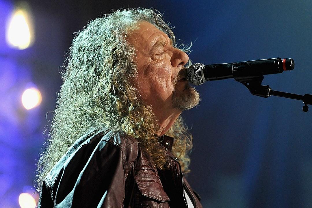 Is Robert Plant Teasing His New Solo Album?