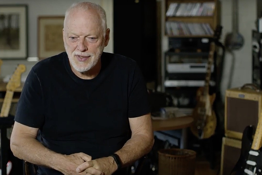 Watch David Gilmour Reflect on Touring South America in 'Live at Pompeii' Interview Clip: Exclusive Premiere
