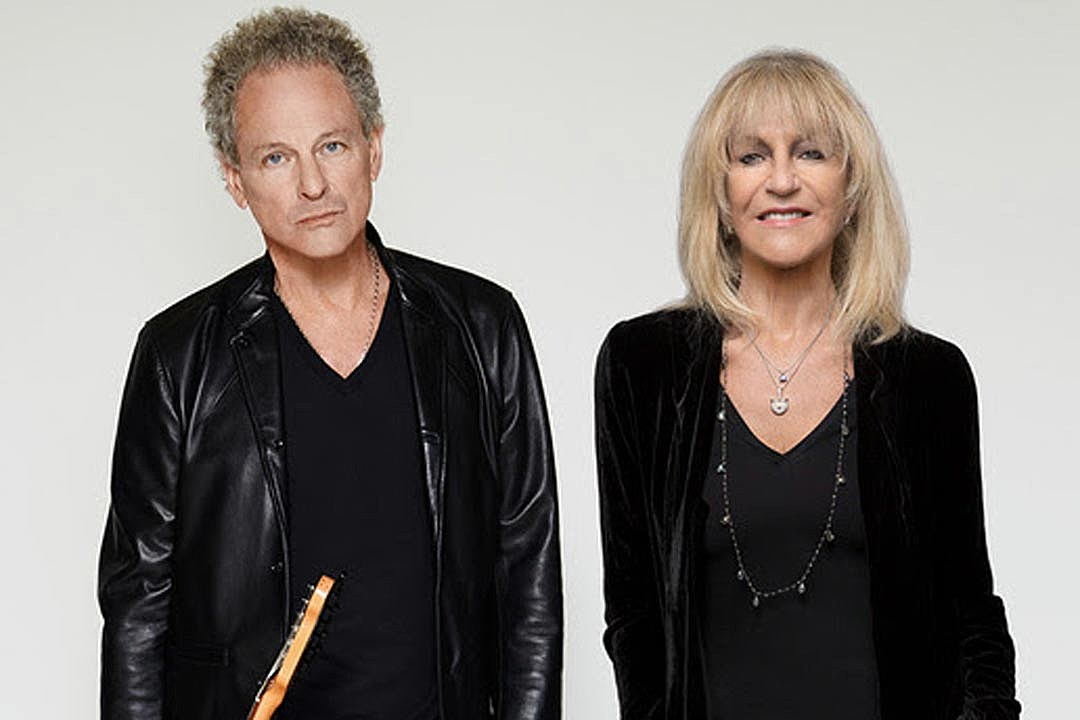 Lindsey Buckingham And Christine Mcvie Announce New Tour Dates
