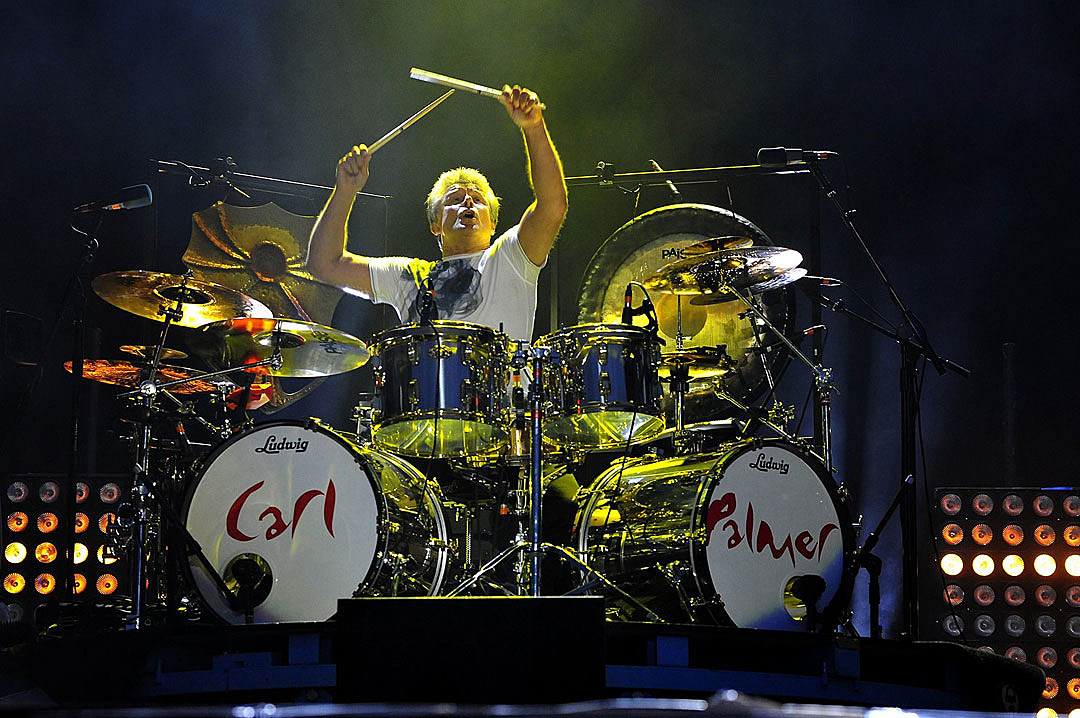 Carl Palmer Surveys Emerson, Lake and Palmer's Legacy: 'This Music Is…