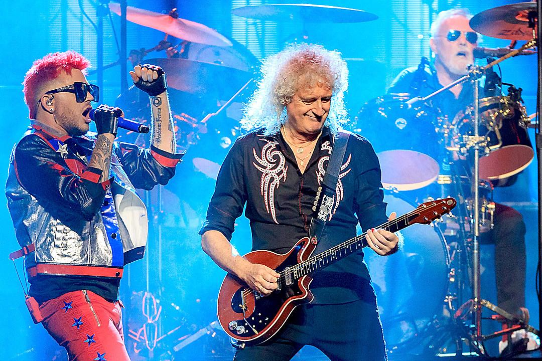 Adam Lambert Admits First Queen Shows Were 'Terrifying'