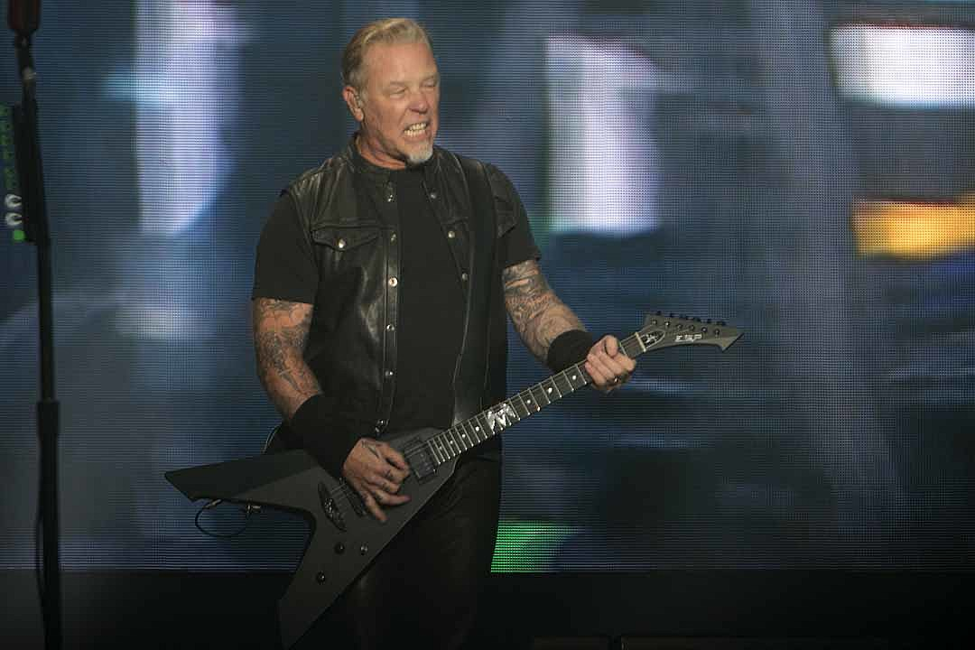 Metallica, the Who Rock Outside Lands Festival: Photo Gallery
