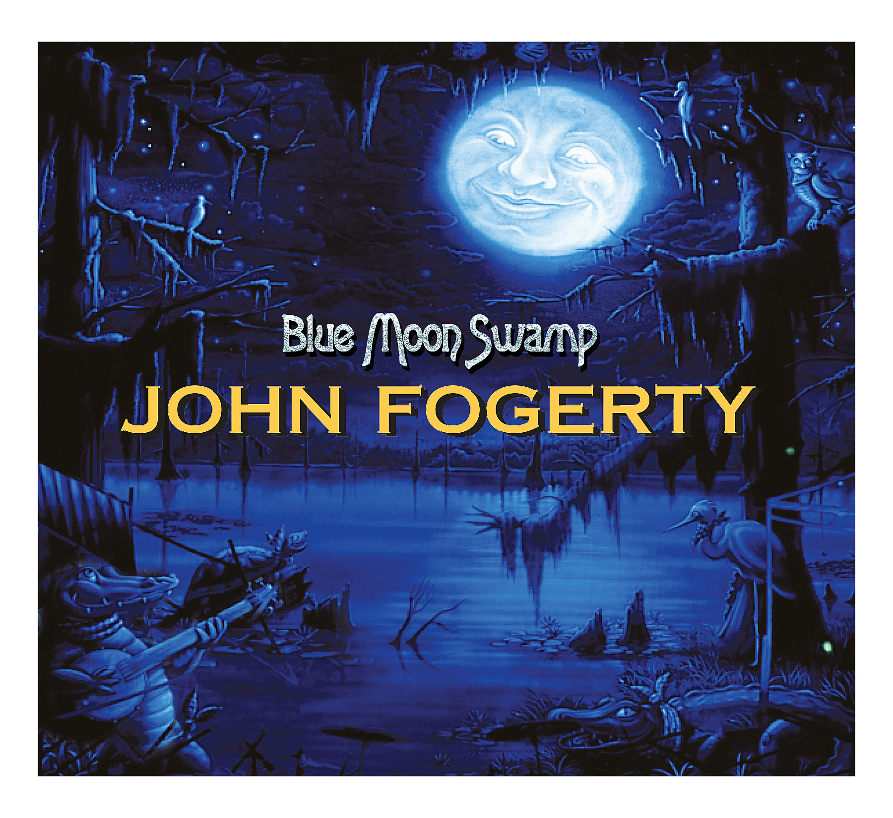 John Fogerty To Reissue Blue Moon Swamp New Album