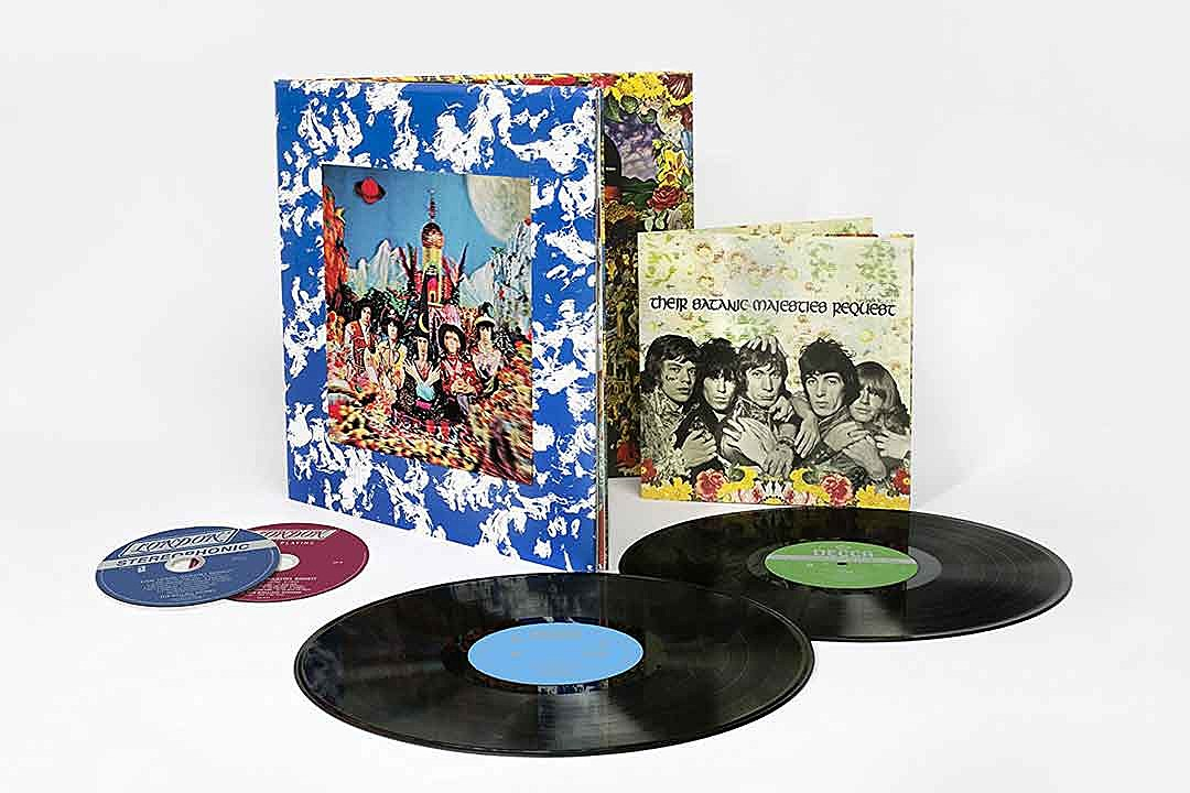 The Rolling Stones, 'Their Satanic Majesties Request: 50th Anniversary Special Edition': Album Review