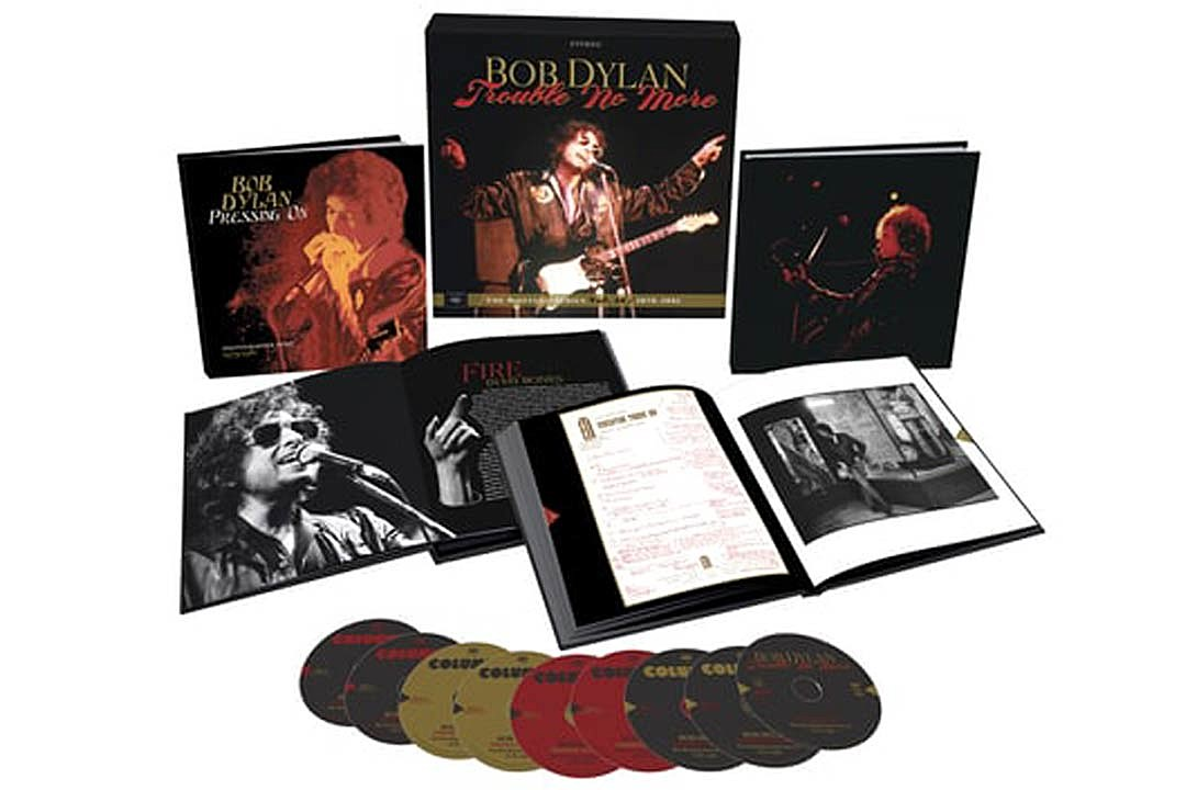 Bob Dylan Announces New 'Bootleg Series' Focusing on Gospel Years,…