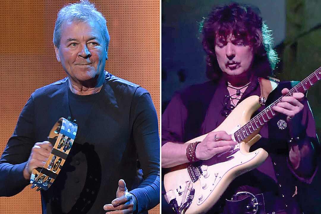 Ian Gillan Explains Why Deep Purple Reunion With Ritchie Blackmore Won't Happen