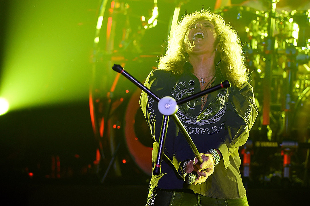 David Coverdale Says 'I Thought I Was Done' Before Whitesnake's Breakthrough: Exclusive Interview