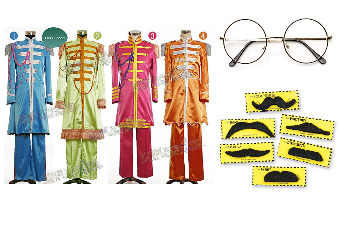 Beatles Costume