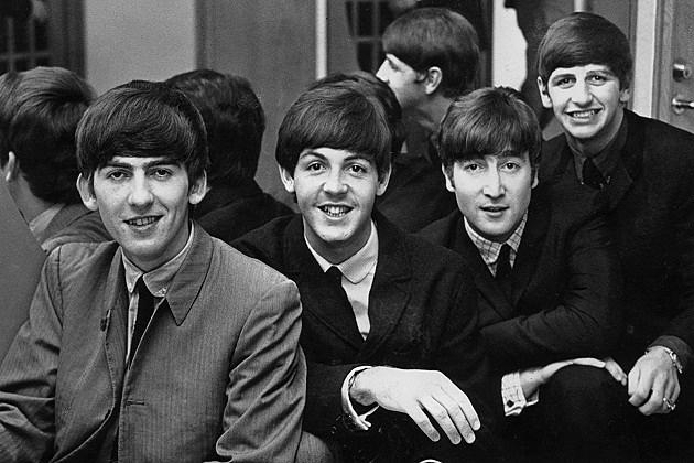 The Beatles George Harrison Paul McCartney John Lennon Ringo Starr