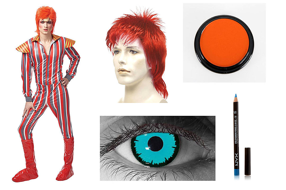 Bowie Costume