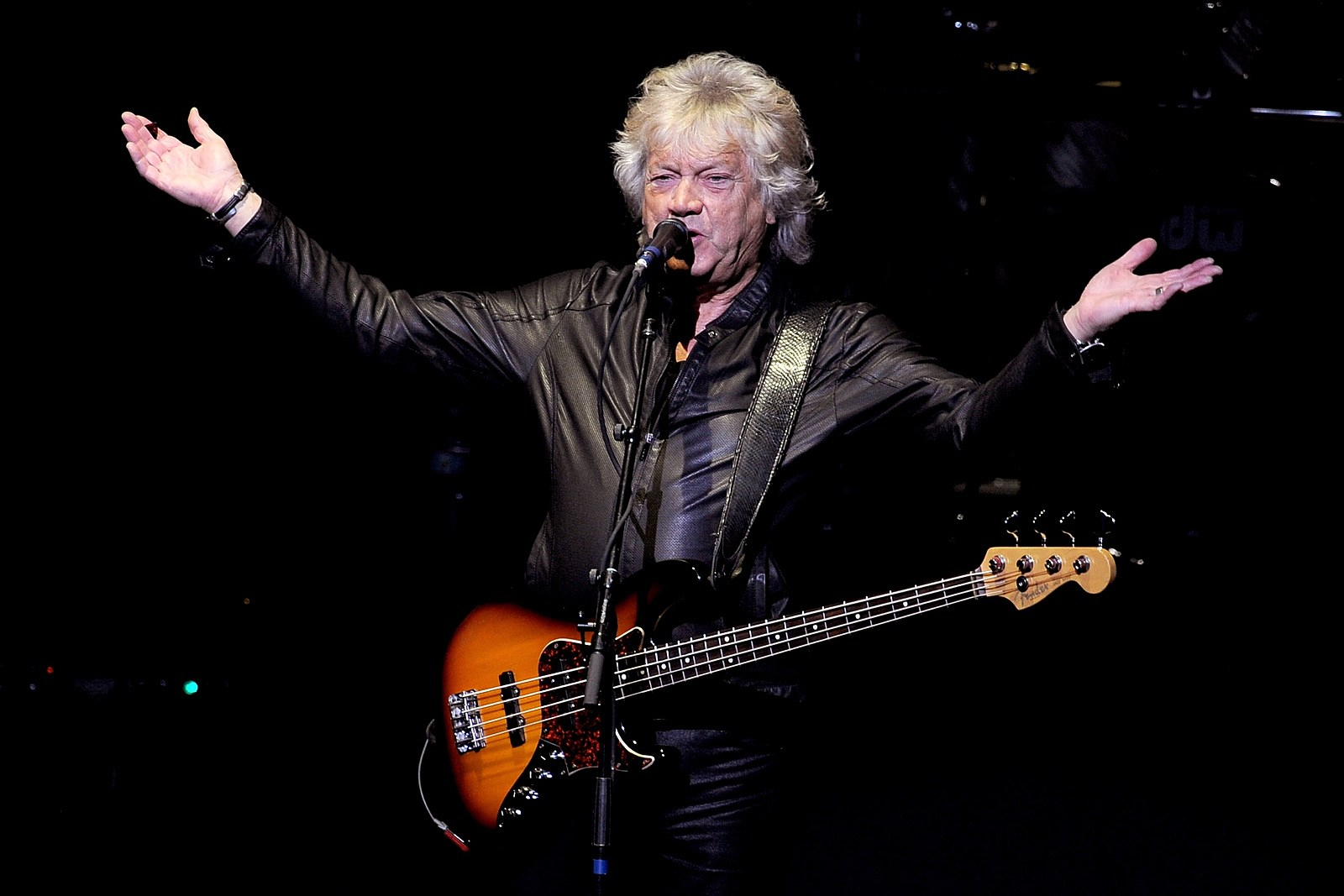 John Lodge Talks New Moody Blues DVD and Rock Hall Nomination