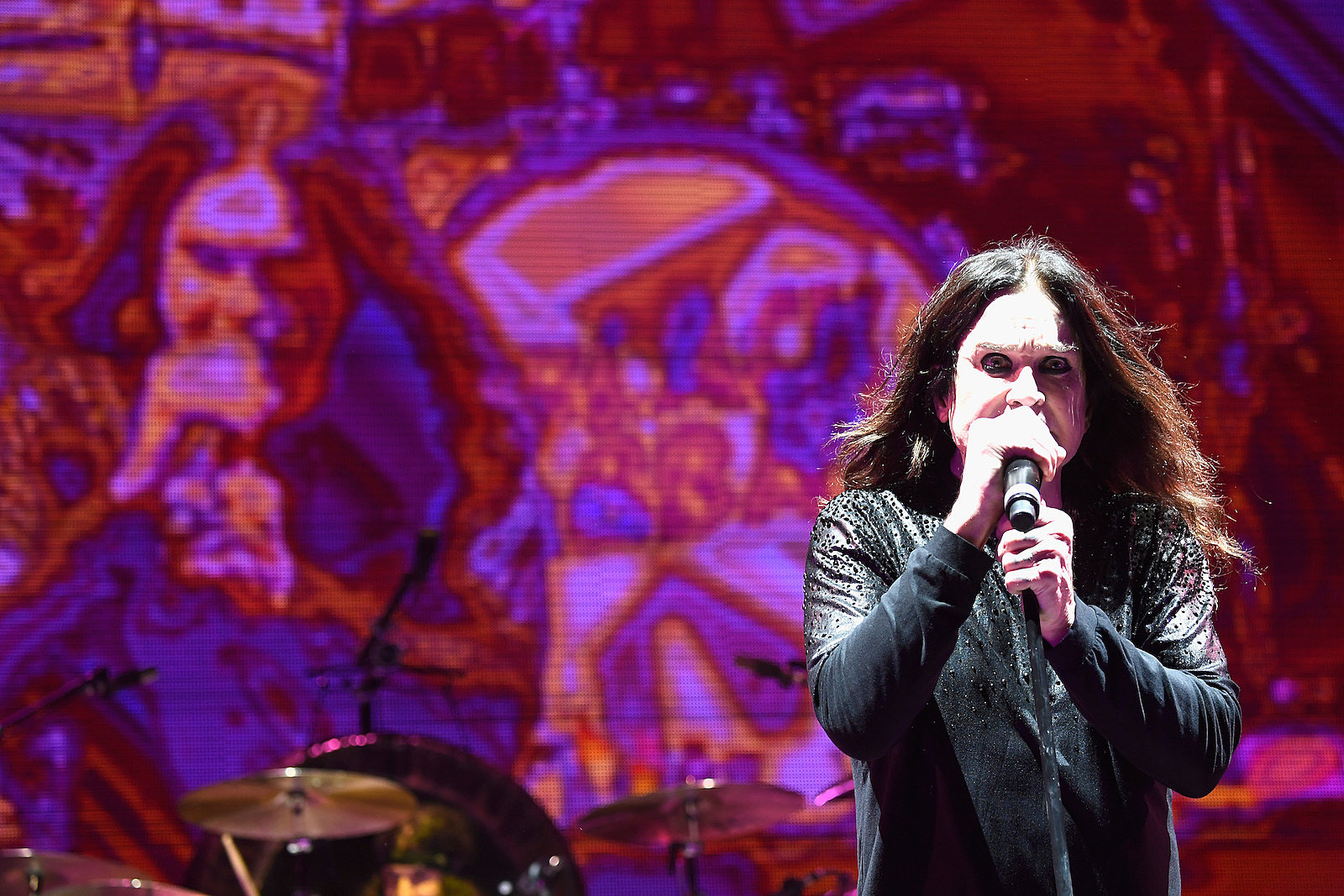 Ozzy Osbourne Says He's Making Progress on Next Solo Album