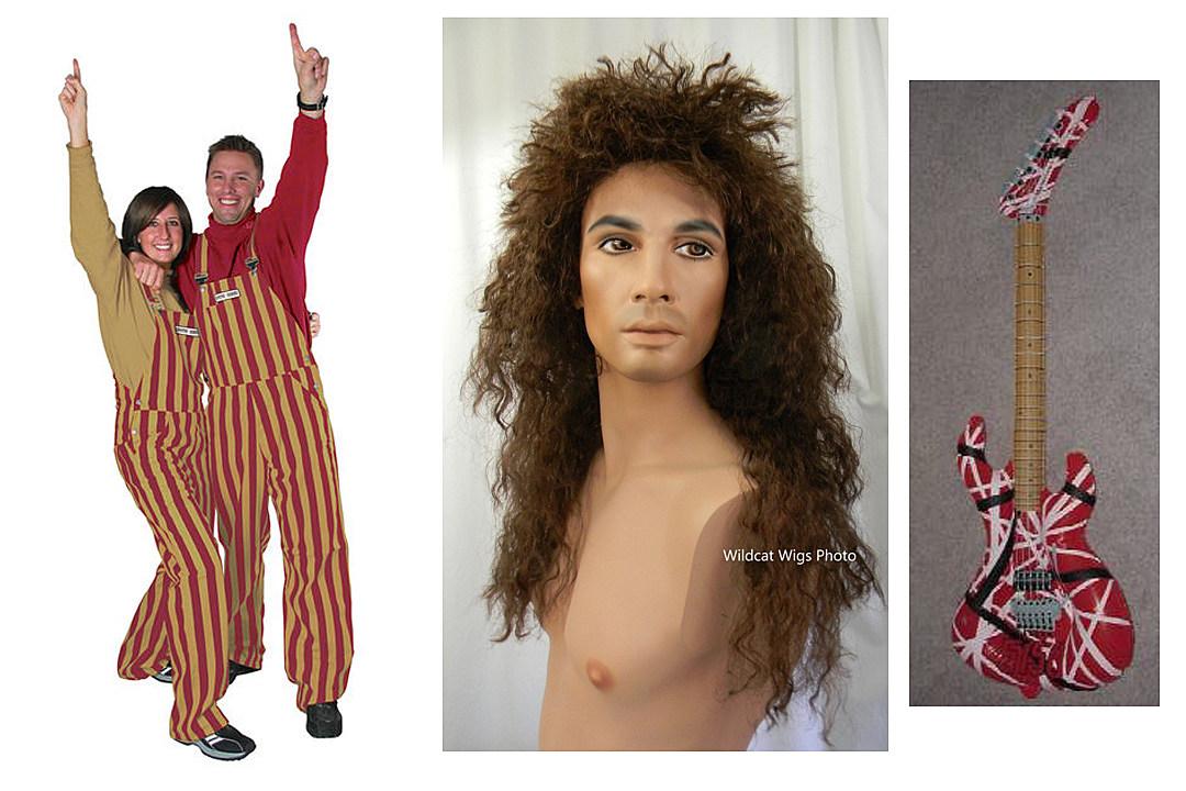 Van Halen Costume