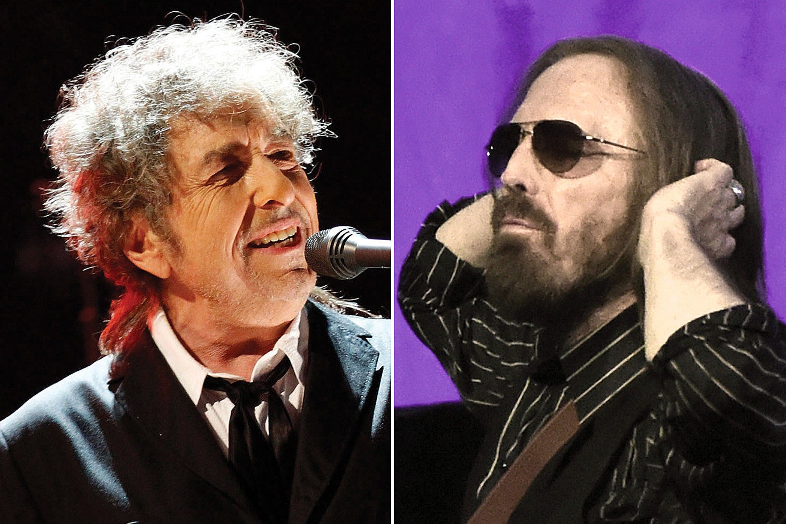 Watch Bob Dylan Perform 'Learning to Fly' in Tribute to Tom Petty