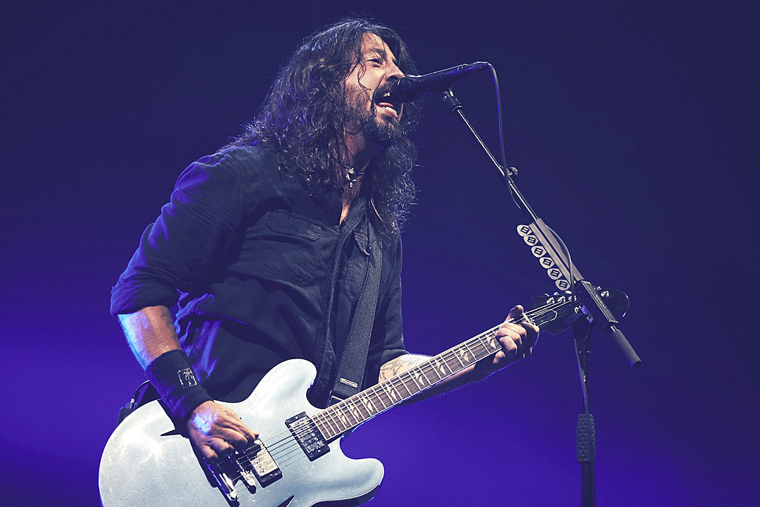 Dave Grohl Still Can't Listen to Nirvana