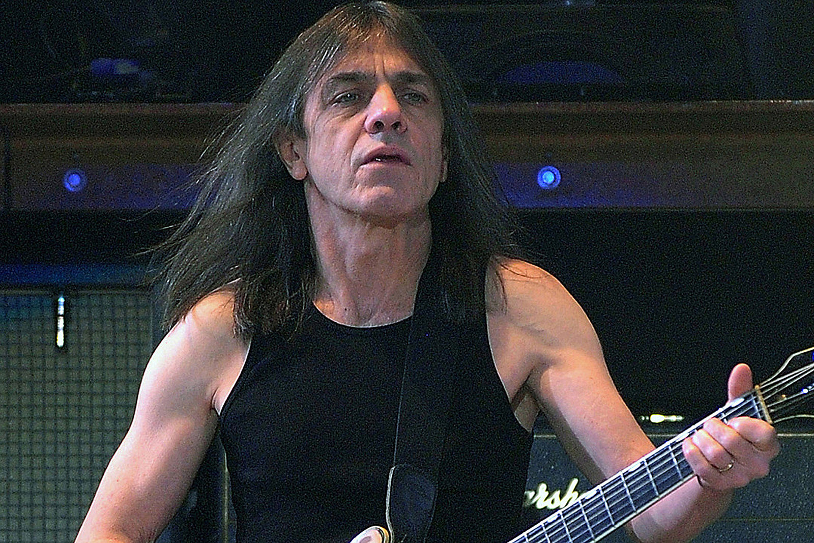 Malcolm Young of AC/DC Dies: Rockers React