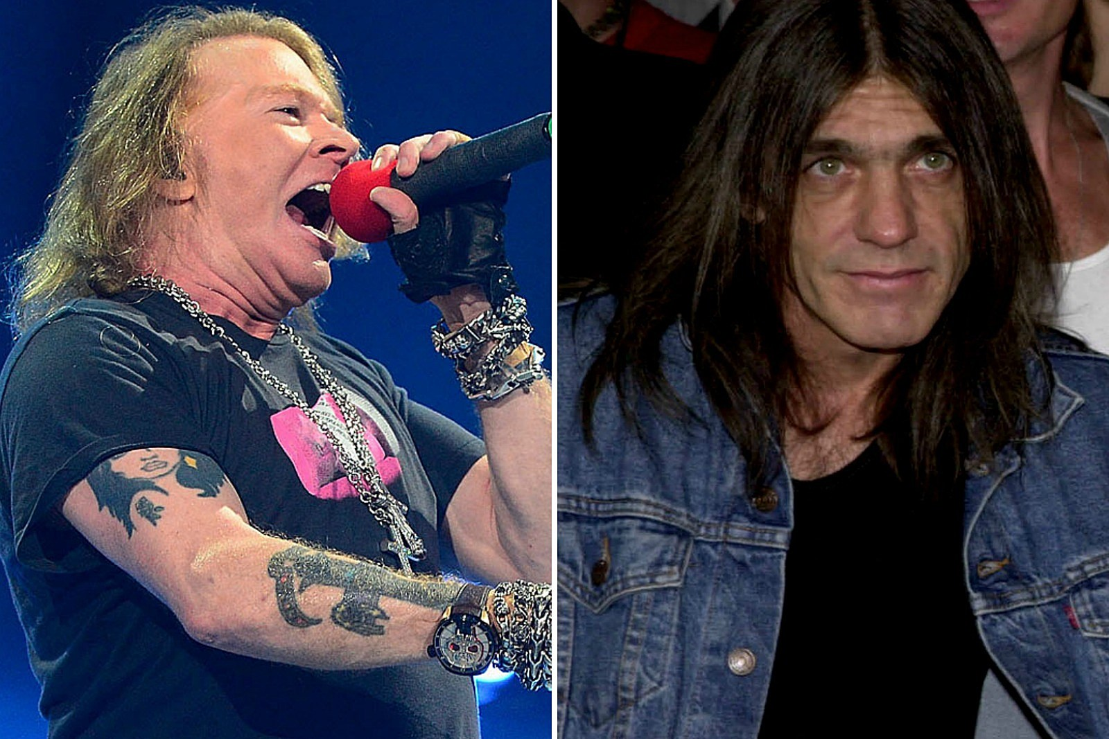 Watch Guns N' Roses' Live Tribute to AC/DC's Malcolm Young