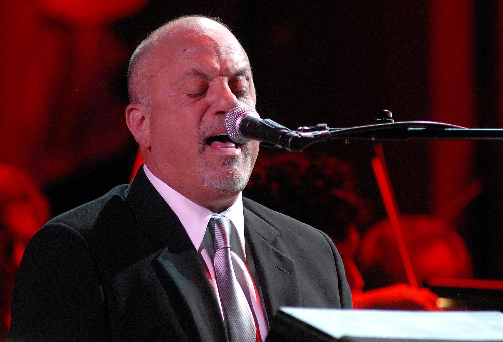 10 Years Ago Billy Joel Releases Christmas In Fallujah