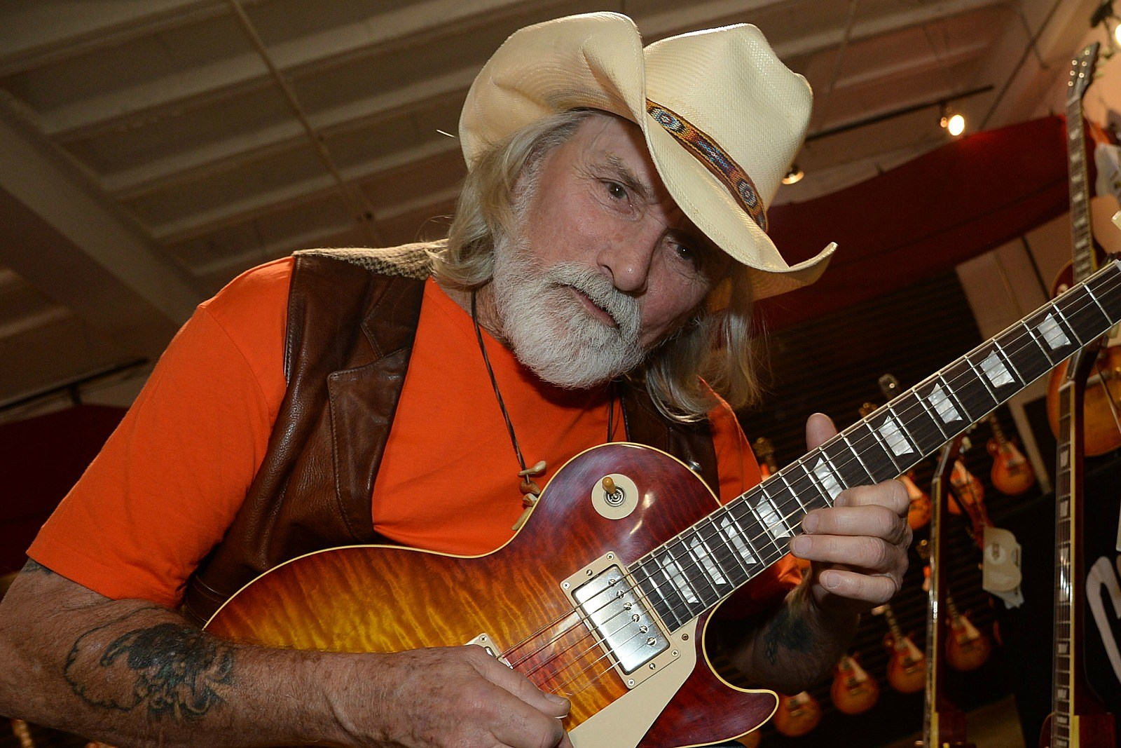Dickey Betts Makes Peace With His Career