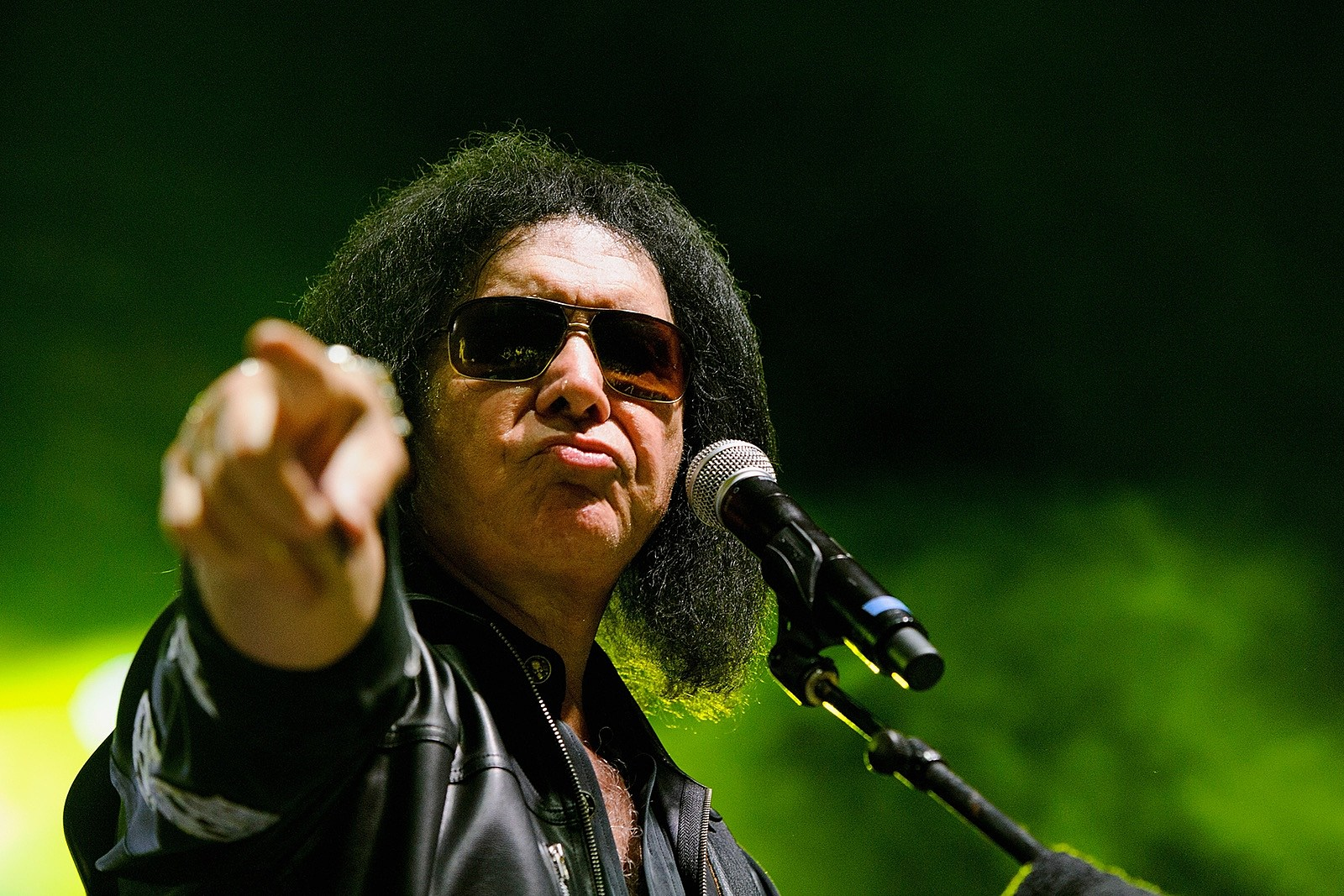 Gene Simmons Reportedly Slapped With Lifetime Ban by Fox News