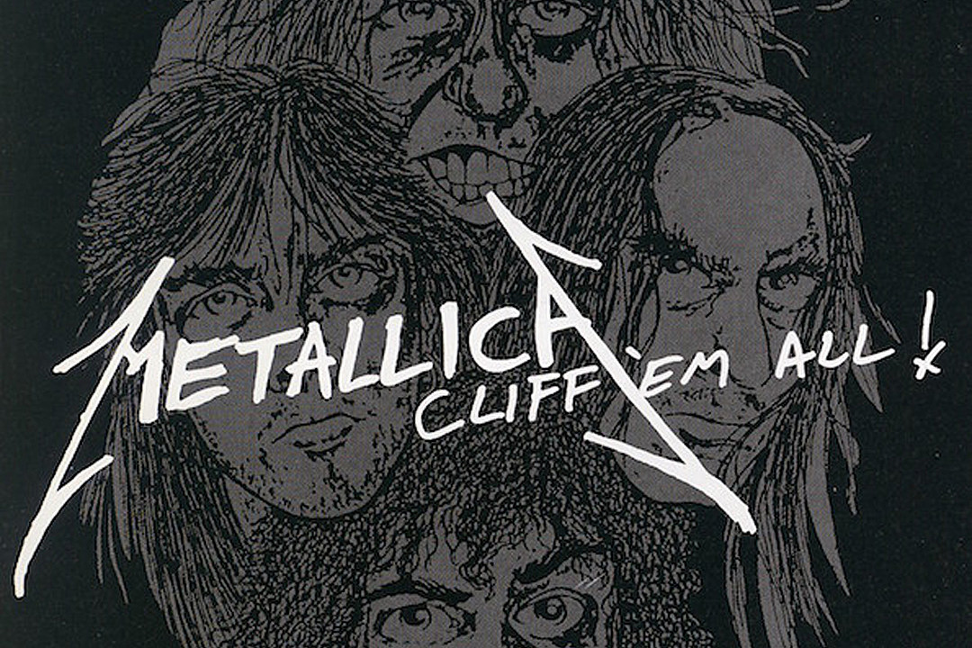 30 Years Ago: Metallica Honor Cliff Burton With 'Cliff 'Em All'