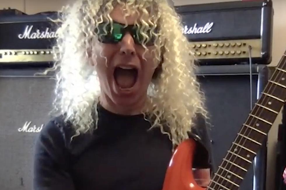 Watch Sammy Hagar\'s Famous Friends Wish Him a Happy 70th Birthday