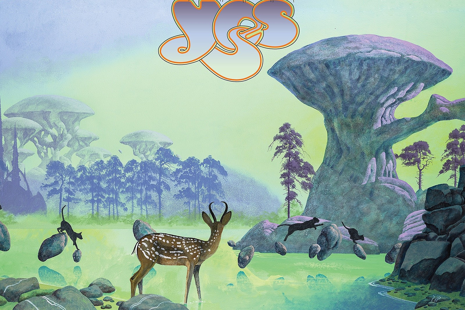Listen to 'Roundabout' From Yes' New 'Topographic Drama' Album