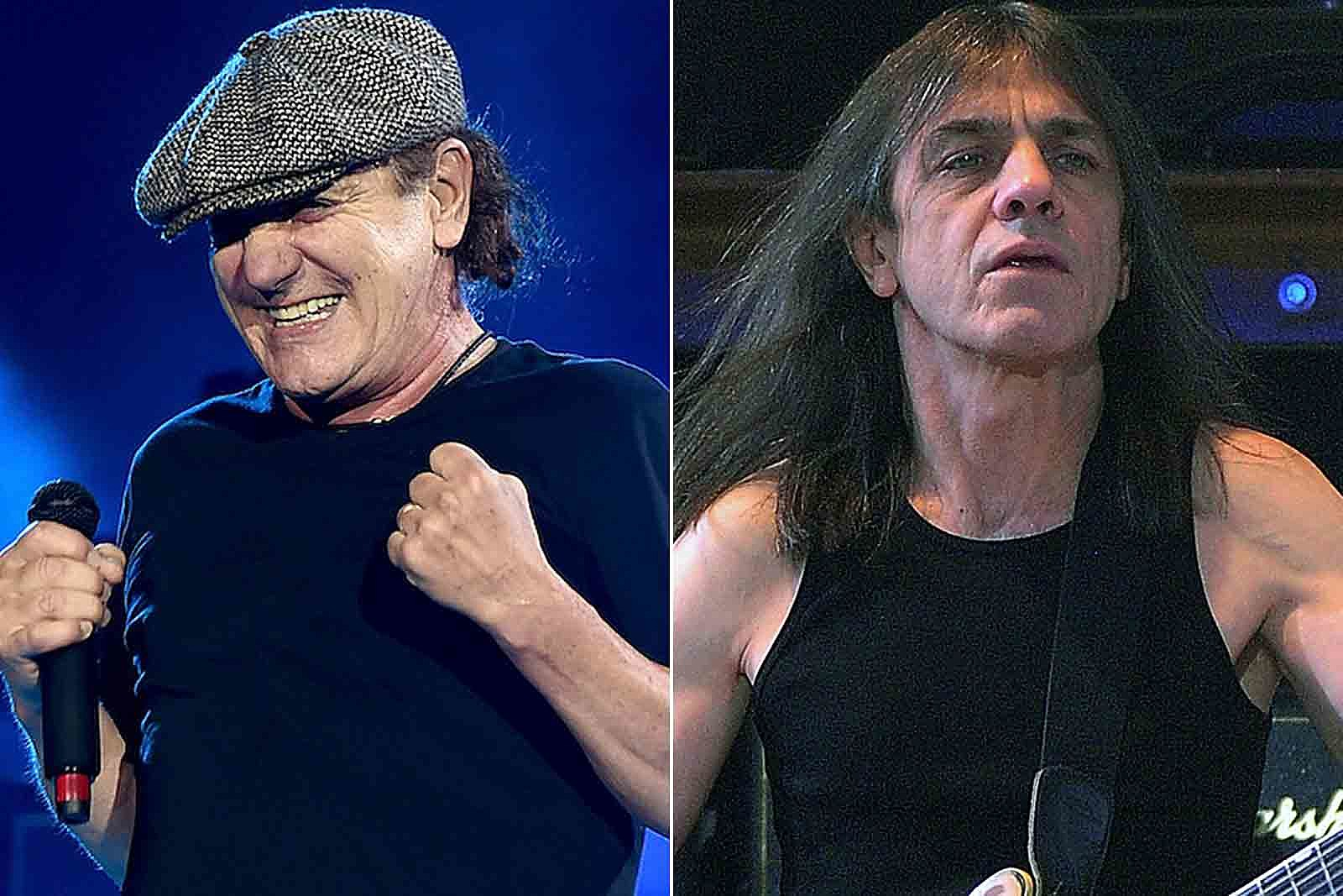 Brian Johnson Says Malcolm Young 'Never Missed a Trick'