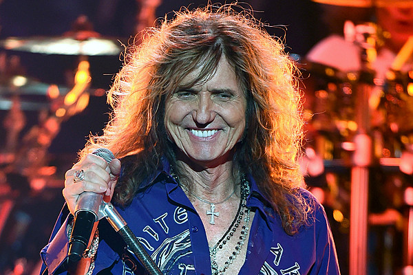 David Coverdale Preparing 'Seriously Whitesnake' Album