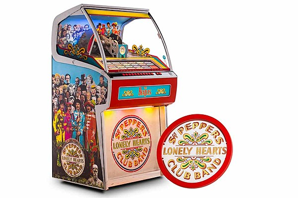 You Can Now Buy A Beatles Sgt Pepper Jukebox