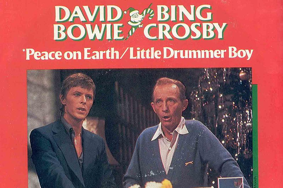 40 years ago david bowie and bing crosby ring in the holidays - Bing Crosby Christmas Songs