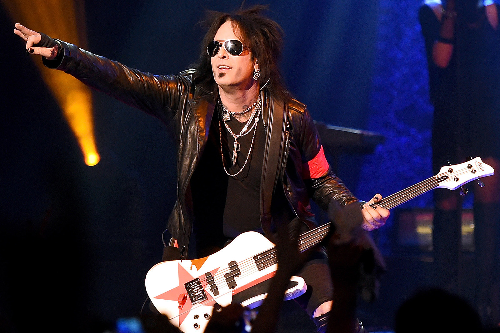 Nikki Sixx Says Music's Drug Enablers Won't Stop the Money Train