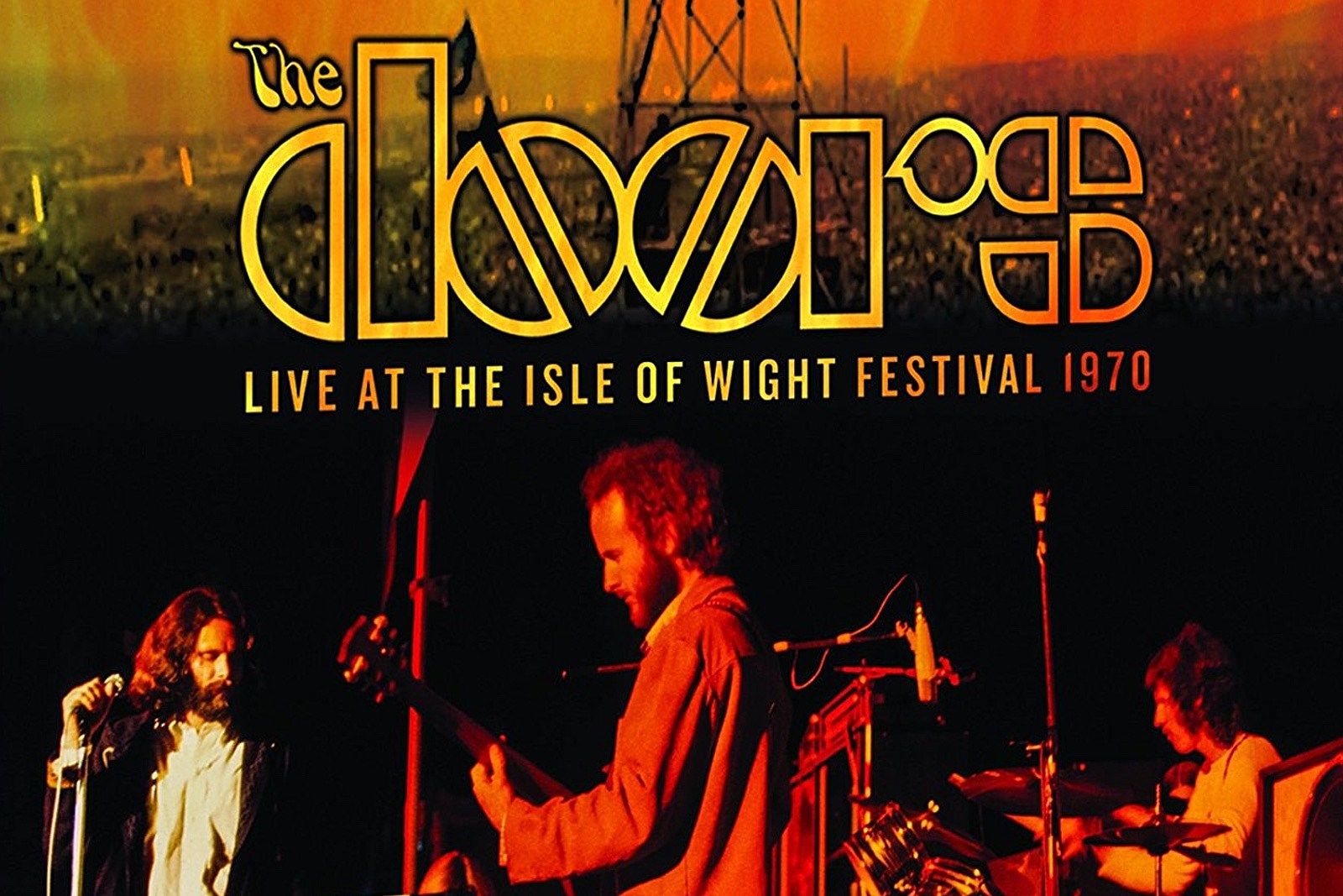 The Doors' Final Filmed Concert to See Release With 'Live at the Isle of Wight 1970′