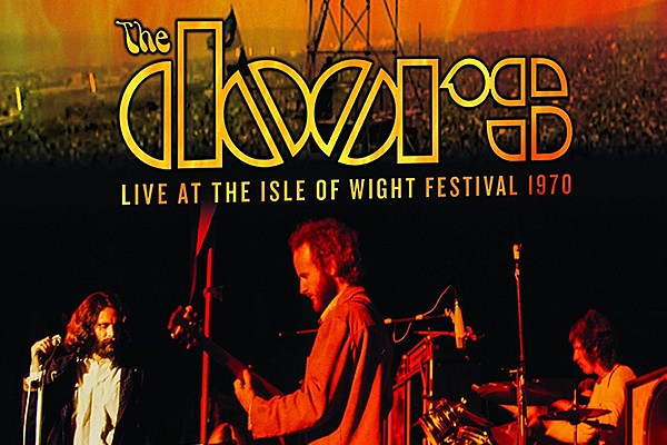 Doors Last Filmed Show To Release As Live At The Isle Of