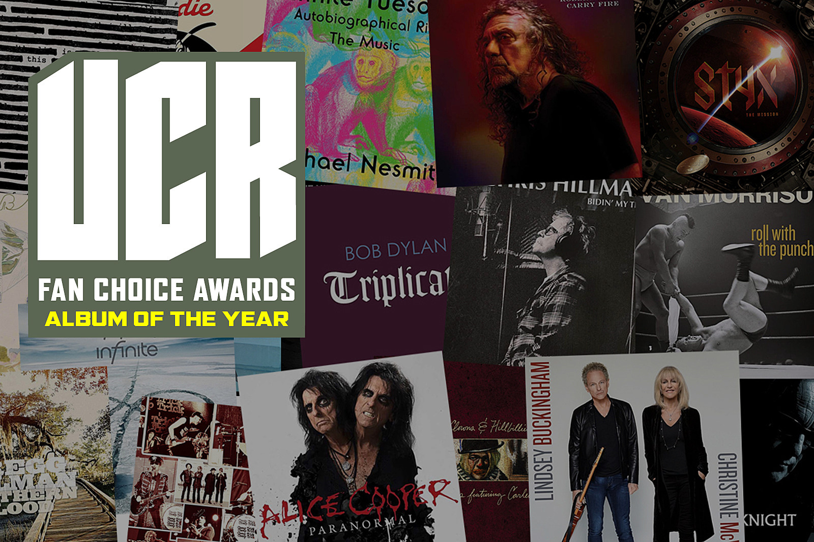2017 UCR Fan Choice Awards Album of the Year