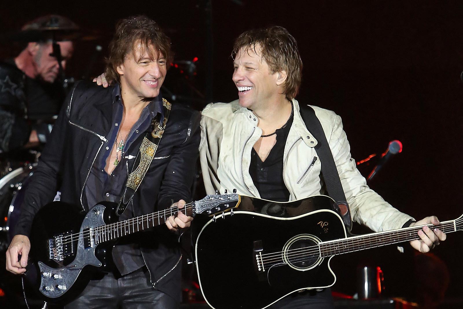 Richie Sambora Will Perform With Bon Jovi at Rock Hall Ceremony