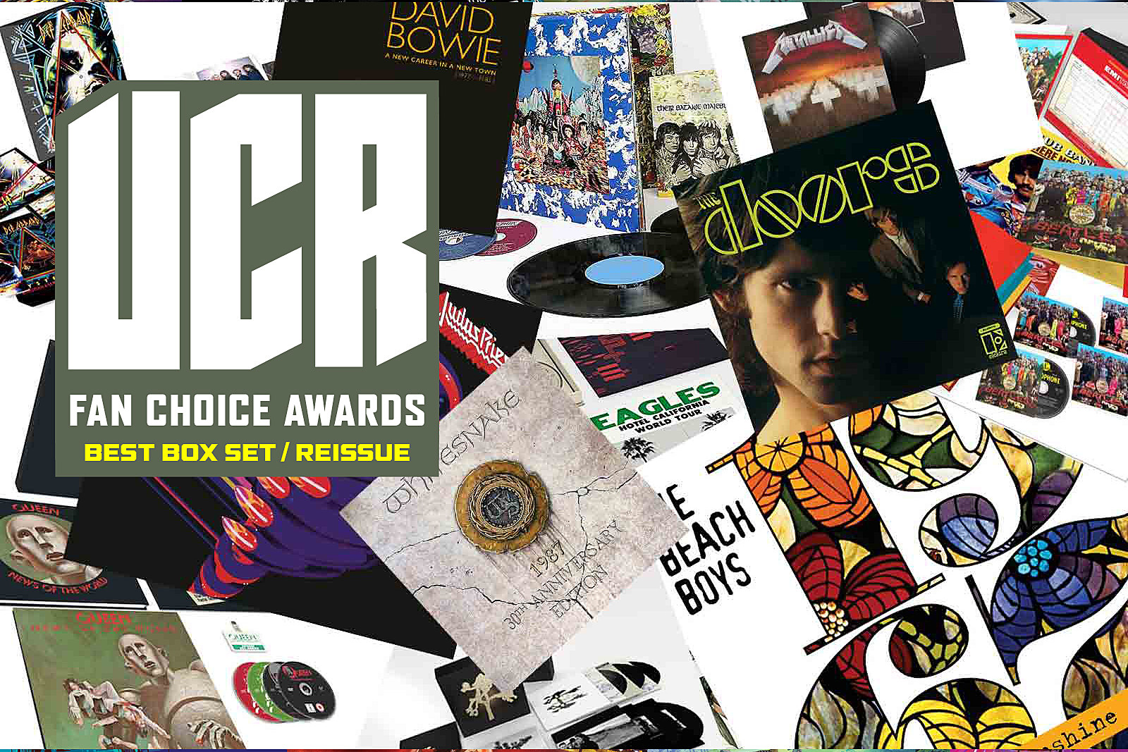 What Was 2017's Best Box Set or Reissue? UCR Fan Choice Awards