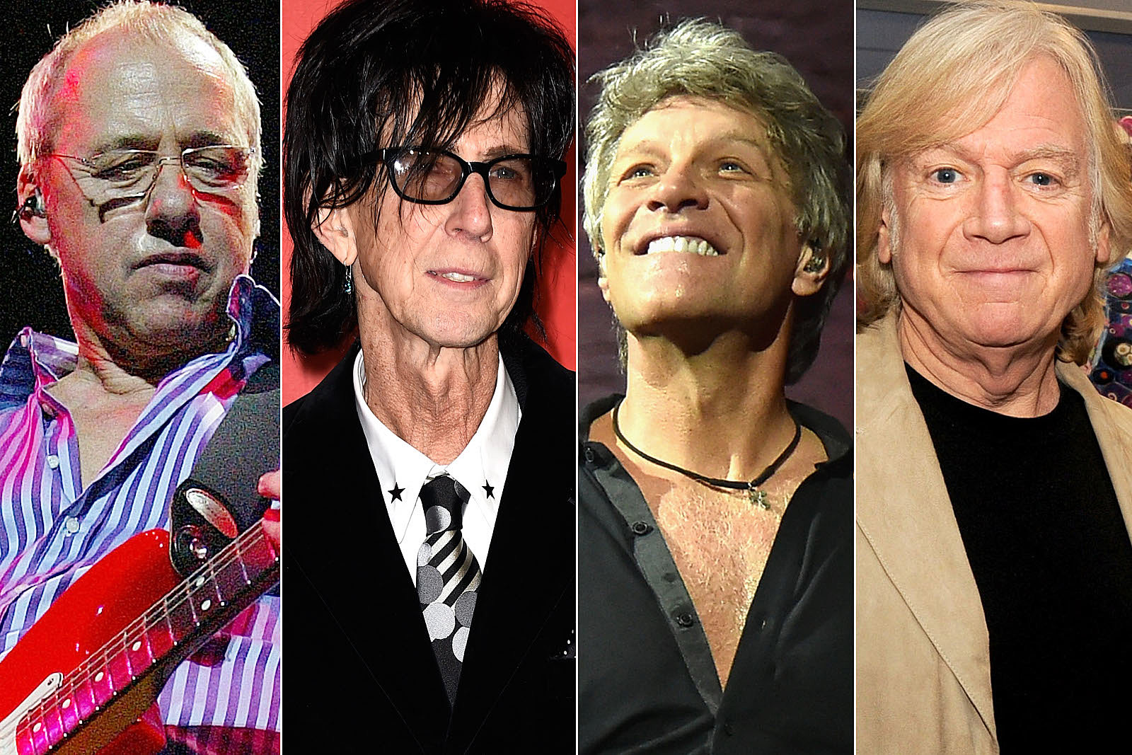 Bon Jovi, the Cars, Dire Straits and the Moody Blues to Enter Rock Hall