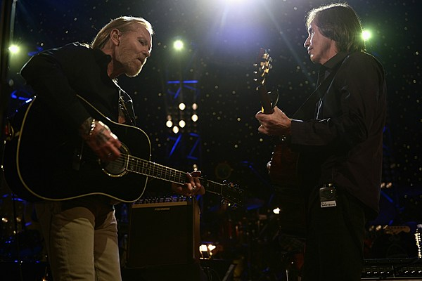 gregg allman 39 s 70th birthday marked with 39 song for adam 39 video. Black Bedroom Furniture Sets. Home Design Ideas